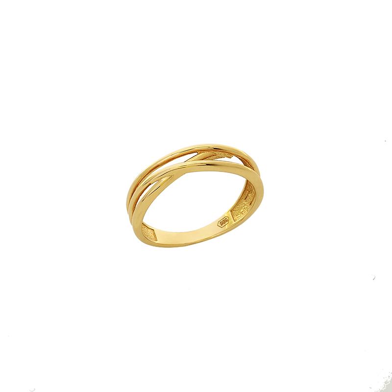 Χρυσό δαχτυλίδι 14Κ ΚΔ00019 - vr-jewels 69c1d340b7d