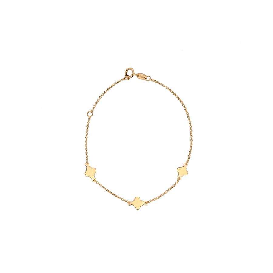 Χρυσό βραχιόλι 14Κ  ΧΒ00024