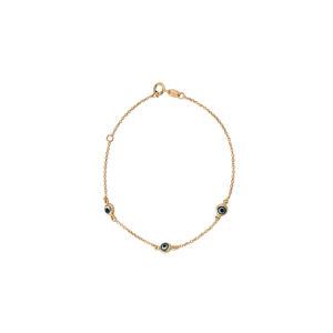 Χρυσό βραχιόλι 14Κ  ΧΒ00025