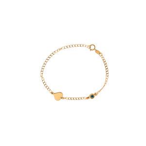 Χρυσό βραχιόλι 9Κ ΧΒ00021