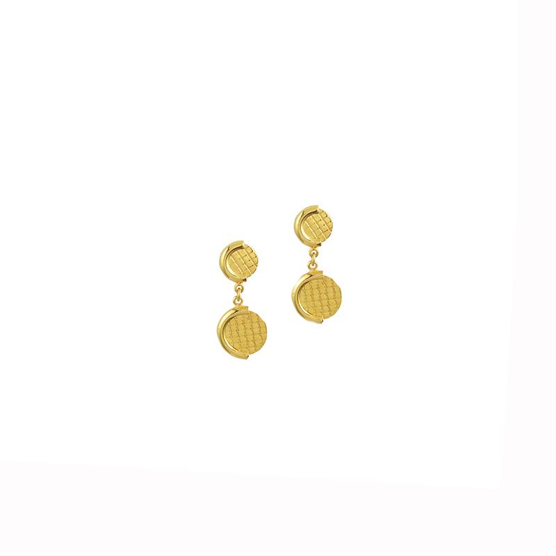 Χρυσά Σκουλαρίκια 14Κ ΧΕ00021