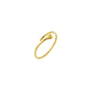 Χρυσό Δαχτυλίδι 14Κ KD00057
