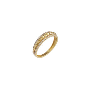 Χρυσό Δαχτυλίδι 14Κ KD00058