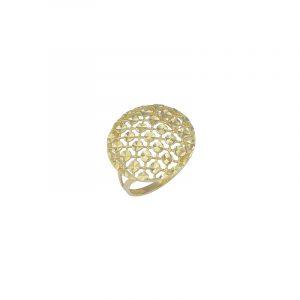 Χρυσό Δαχτυλίδι 14Κ KD00061