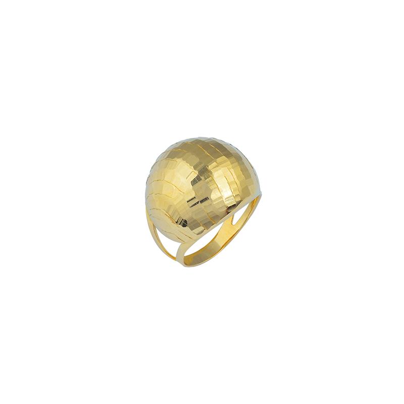 Χρυσό Δαχτυλίδι 14Κ KD00065