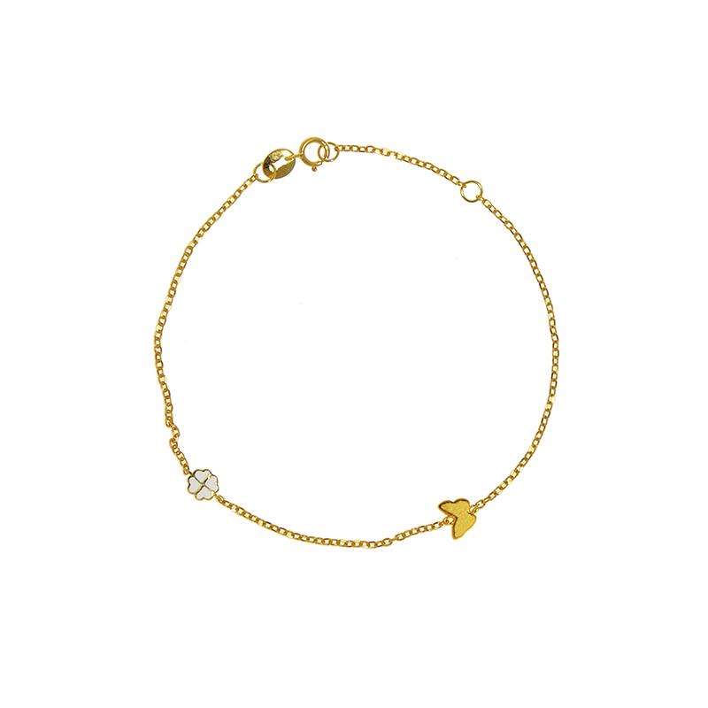 Χρυσό Βραχιόλι 9Κ ΧΒ00034