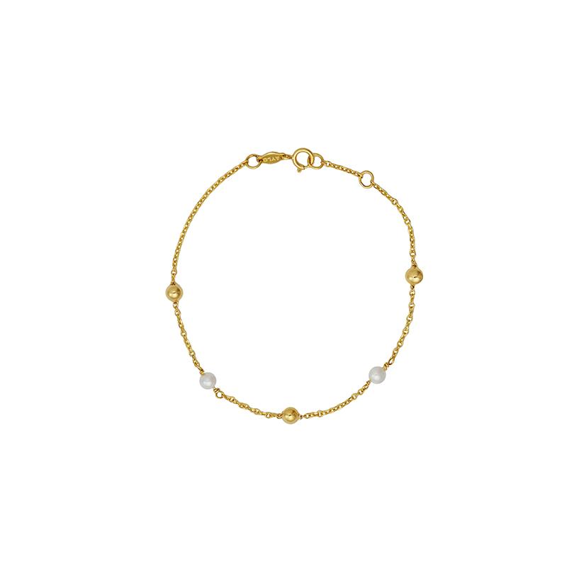 Χρυσό Βραχιόλι 14Κ XB00037
