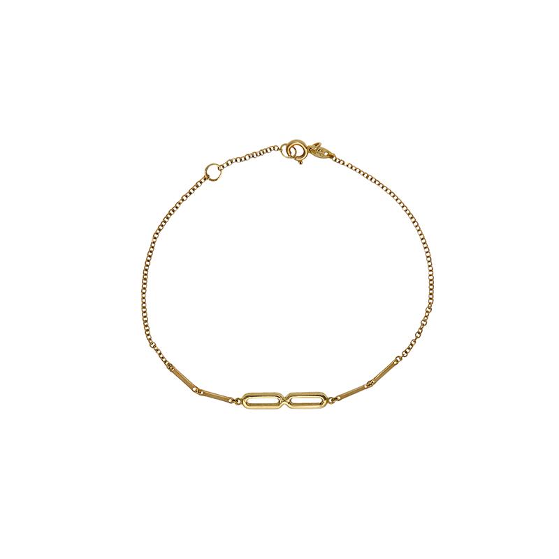 Χρυσό Βραχιόλι 9Κ ΧΒ00038