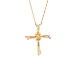 Χρυσός Σταυρός 14Κ XS00038
