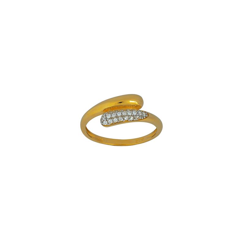 Χρυσό δαχτυλίδι 14Κ  ΧΔ00070