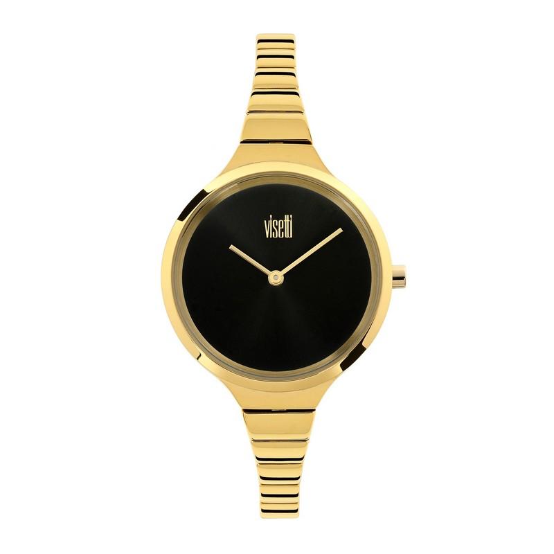 VISETTI Bellini Gold Stainless Steel Bracelet ZE-WSW496GB