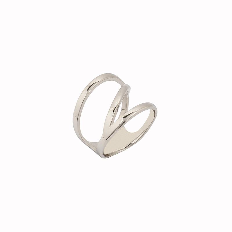 Ασημένιο Δαχτυλίδι  ΑΔ00062