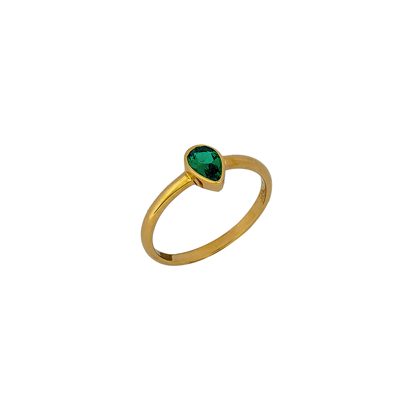 Χρυσό Δαχτυλίδι 14κ  ΧΔ00068